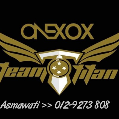 Asmawati TeamTitanOnexox